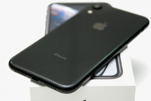 Apple iPhone XR 256G 灰色